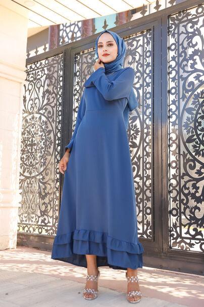 Dress Indigo - 1363
