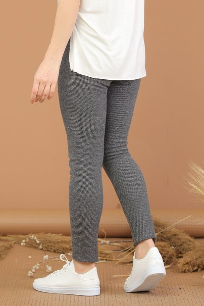 Pants Tights Anthracite - 8198