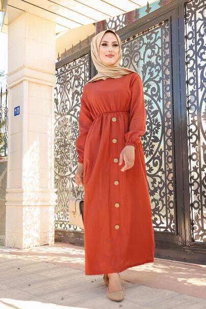 Elbise Kiremit - 8369